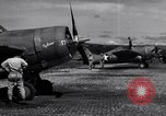 Image of Flight Operations at Henderson Field Guadalcanal Solomon Islands, 1943, second 26 stock footage video 65675041033