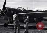 Image of Flight Operations at Henderson Field Guadalcanal Solomon Islands, 1943, second 27 stock footage video 65675041033