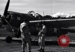 Image of Flight Operations at Henderson Field Guadalcanal Solomon Islands, 1943, second 28 stock footage video 65675041033