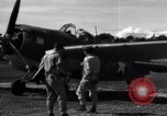 Image of Flight Operations at Henderson Field Guadalcanal Solomon Islands, 1943, second 32 stock footage video 65675041033