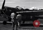 Image of Flight Operations at Henderson Field Guadalcanal Solomon Islands, 1943, second 33 stock footage video 65675041033