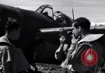 Image of Flight Operations at Henderson Field Guadalcanal Solomon Islands, 1943, second 38 stock footage video 65675041033