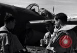 Image of Flight Operations at Henderson Field Guadalcanal Solomon Islands, 1943, second 39 stock footage video 65675041033