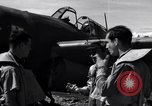 Image of Flight Operations at Henderson Field Guadalcanal Solomon Islands, 1943, second 40 stock footage video 65675041033