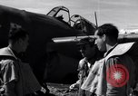 Image of Flight Operations at Henderson Field Guadalcanal Solomon Islands, 1943, second 41 stock footage video 65675041033