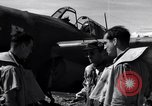 Image of Flight Operations at Henderson Field Guadalcanal Solomon Islands, 1943, second 42 stock footage video 65675041033