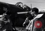 Image of Flight Operations at Henderson Field Guadalcanal Solomon Islands, 1943, second 45 stock footage video 65675041033