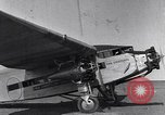 Image of Ford tri motor airplane San Cristobal Chile, 1929, second 16 stock footage video 65675041039