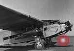 Image of Ford tri motor airplane San Cristobal Chile, 1929, second 17 stock footage video 65675041039