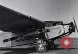 Image of Ford tri motor airplane San Cristobal Chile, 1929, second 20 stock footage video 65675041039