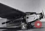 Image of Ford tri motor airplane San Cristobal Chile, 1929, second 21 stock footage video 65675041039