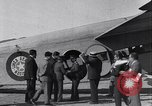 Image of Ford tri motor airplane San Cristobal Chile, 1929, second 24 stock footage video 65675041039