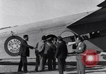 Image of Ford tri motor airplane San Cristobal Chile, 1929, second 26 stock footage video 65675041039