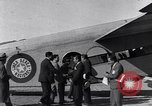 Image of Ford tri motor airplane San Cristobal Chile, 1929, second 27 stock footage video 65675041039
