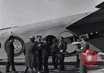 Image of Ford tri motor airplane San Cristobal Chile, 1929, second 29 stock footage video 65675041039