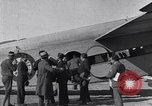 Image of Ford tri motor airplane San Cristobal Chile, 1929, second 30 stock footage video 65675041039