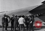 Image of Ford tri motor airplane San Cristobal Chile, 1929, second 31 stock footage video 65675041039