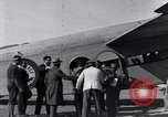 Image of Ford tri motor airplane San Cristobal Chile, 1929, second 32 stock footage video 65675041039