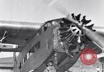Image of Ford tri motor airplane San Cristobal Chile, 1929, second 35 stock footage video 65675041039