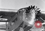Image of Ford tri motor airplane San Cristobal Chile, 1929, second 36 stock footage video 65675041039