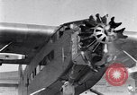 Image of Ford tri motor airplane San Cristobal Chile, 1929, second 38 stock footage video 65675041039