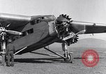 Image of Ford tri motor airplane San Cristobal Chile, 1929, second 42 stock footage video 65675041039