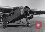 Image of Ford tri motor airplane San Cristobal Chile, 1929, second 45 stock footage video 65675041039