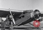 Image of Ford tri motor airplane San Cristobal Chile, 1929, second 46 stock footage video 65675041039