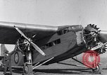Image of Ford tri motor airplane San Cristobal Chile, 1929, second 47 stock footage video 65675041039