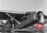 Image of Ford tri motor airplane San Cristobal Chile, 1929, second 48 stock footage video 65675041039