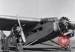 Image of Ford tri motor airplane San Cristobal Chile, 1929, second 49 stock footage video 65675041039