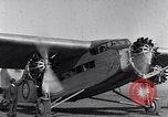 Image of Ford tri motor airplane San Cristobal Chile, 1929, second 51 stock footage video 65675041039