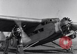 Image of Ford tri motor airplane San Cristobal Chile, 1929, second 52 stock footage video 65675041039