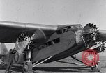 Image of Ford tri motor airplane San Cristobal Chile, 1929, second 53 stock footage video 65675041039