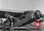 Image of Ford tri motor airplane San Cristobal Chile, 1929, second 54 stock footage video 65675041039