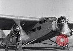 Image of Ford tri motor airplane San Cristobal Chile, 1929, second 55 stock footage video 65675041039