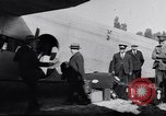 Image of Ford tri motor airplane San Cristobal Chile, 1929, second 58 stock footage video 65675041039