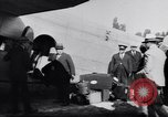Image of Ford tri motor airplane San Cristobal Chile, 1929, second 59 stock footage video 65675041039