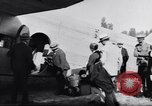 Image of Ford tri motor airplane San Cristobal Chile, 1929, second 60 stock footage video 65675041039