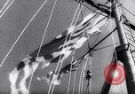 Image of Japanese attack Pearl Harbor Hawaii USA, 1941, second 49 stock footage video 65675041051