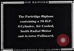 Image of Partridge Biplane United States USA, 1930, second 3 stock footage video 65675041053