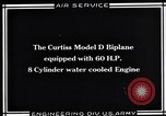 Image of Curtiss Model D United States USA, 1930, second 2 stock footage video 65675041064
