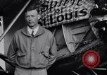 Image of Charles Lindbergh Paris France, 1927, second 5 stock footage video 65675041065