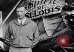 Image of Charles Lindbergh Paris France, 1927, second 6 stock footage video 65675041065