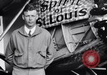 Image of Charles Lindbergh Paris France, 1927, second 9 stock footage video 65675041065