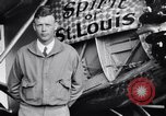 Image of Charles Lindbergh Paris France, 1927, second 10 stock footage video 65675041065