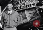 Image of Charles Lindbergh Paris France, 1927, second 11 stock footage video 65675041065