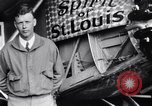 Image of Charles Lindbergh Paris France, 1927, second 12 stock footage video 65675041065