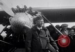 Image of Charles Lindbergh Paris France, 1927, second 53 stock footage video 65675041065