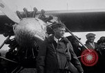 Image of Charles Lindbergh Paris France, 1927, second 57 stock footage video 65675041065